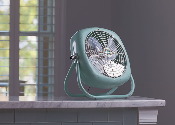 Retro Lasko Fan