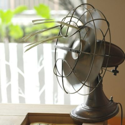 Using fans around the home – different fans for different rooms