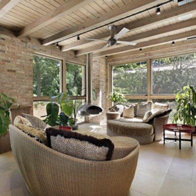 6 essentials for creating the perfect sun-room