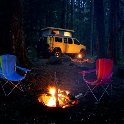 Check out this list of six camping essentials and enjoy a stress-free weekend filled with natural beauty and outdoor adventures.