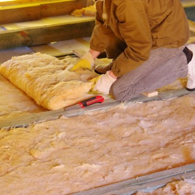 House leaks waste energy, but insulation can boost it