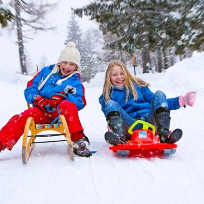 Next time your kids do not have class, fire up the space heaters, grab some hot cocoa and try one of these exciting winter activities to keep the whole family entertained.