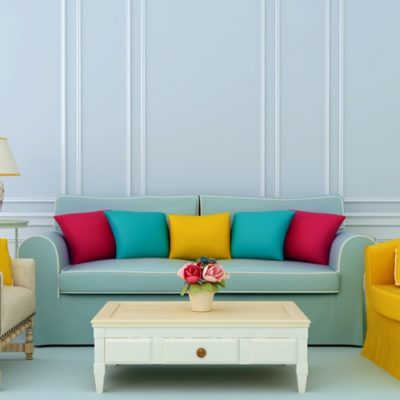 As spring approaches, you are probably thinking about how you should spruce up your home's design concept.