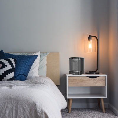 Heating the Bedroom: 3 Ideas for a Good Night\'s Sleep | Lasko Products