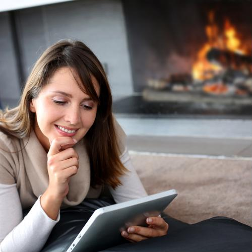 How Fans Can Spread Fireplace Heat Lasko Products