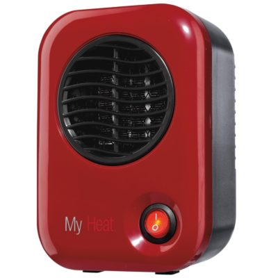 Lasko MyHeat™ Personal Heater – Blue Model 103