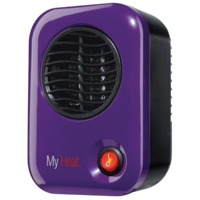Lasko, MyHeat™ Personal Heater – Blue, Model 106, main