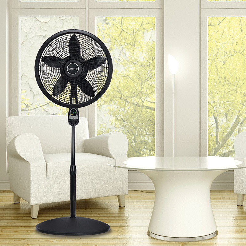 Image result for Lasko 1843 Remote Control Cyclone Pedestal Fan