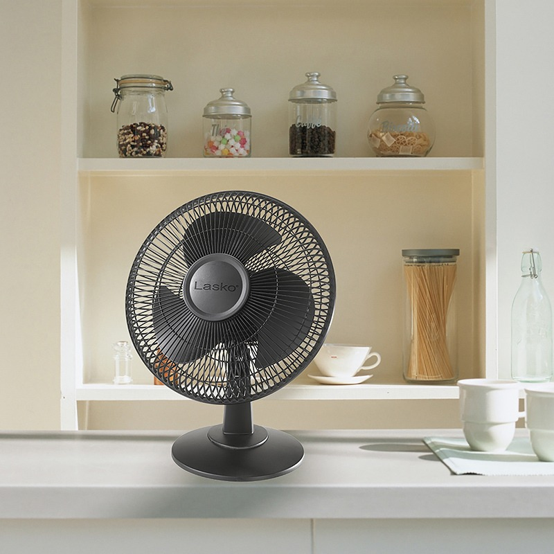 12 Quot Oscillating Table Fan Lasko Products