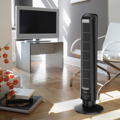 Lasko 32 Oscillating Tower Fan With Remote Control Tower Fans Kolenik Home Kitchen