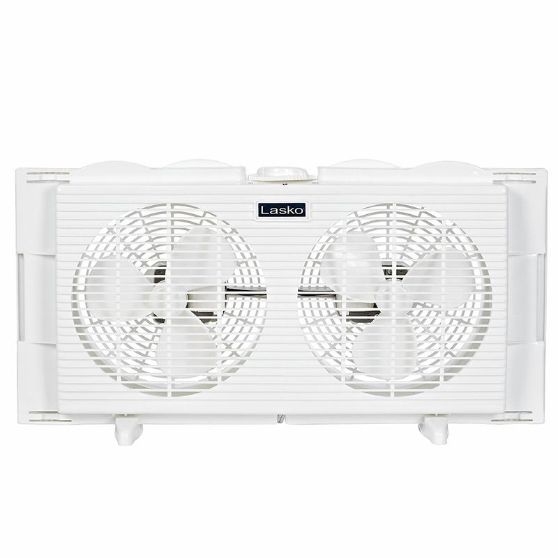 lasko Twin Window Fan model 2137 front