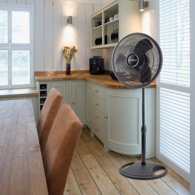 Lasko S 16 Oscillating Stand Fan