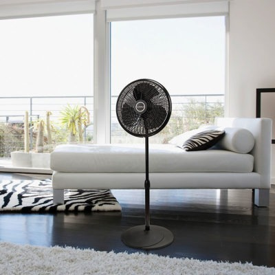 Lasko 16″ Performance Pedestal Fan model 2527 in lounge