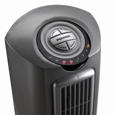 Controls for Lasko 52″ Space-Saving Pedestal Fan with Remote Control model 2535