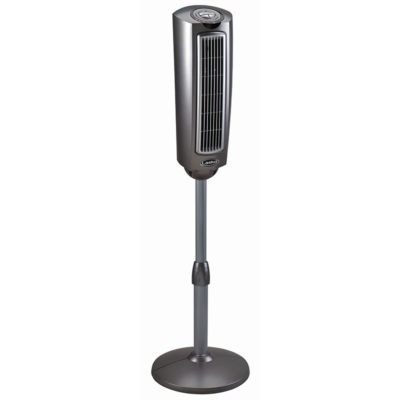 lasko 52″ Space-Saving Pedestal Fan with Remote Control model 2535 front