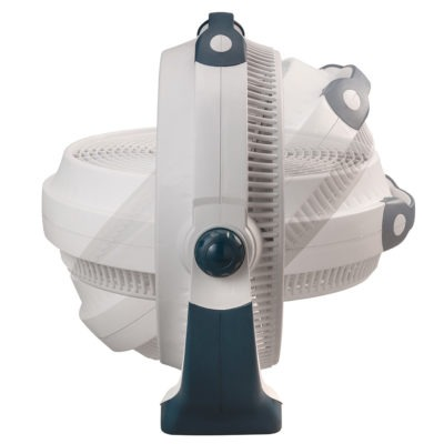 Lasko Wind Machine Fan Model 3300 fan pivots