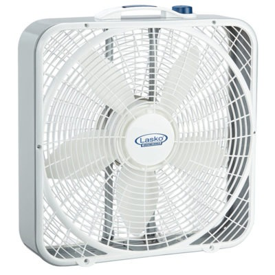 Lasko 20″ Weather-Shield® Performance Box Fan model 3720