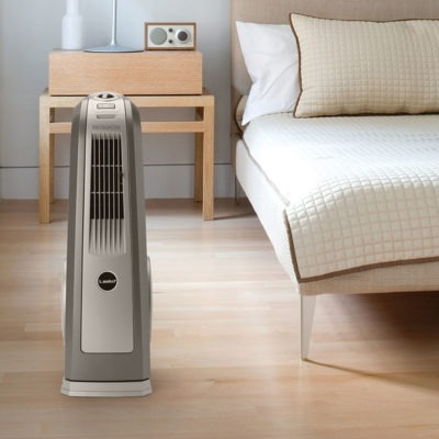 Lasko 4924 Space-Saving Hvb Oscillating High Velocity Blower Tower Fan Features