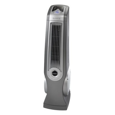 lasko Oscillating High Velocity Fan with Remote Control model 4930 front