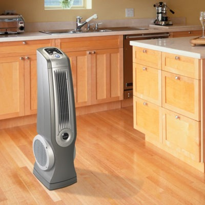 lasko Oscillating High Velocity Fan with Remote Control model 4930 kitchen