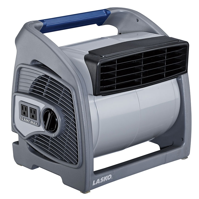 Lasko Max Performance Pivoting Utility Fan Lasko Products