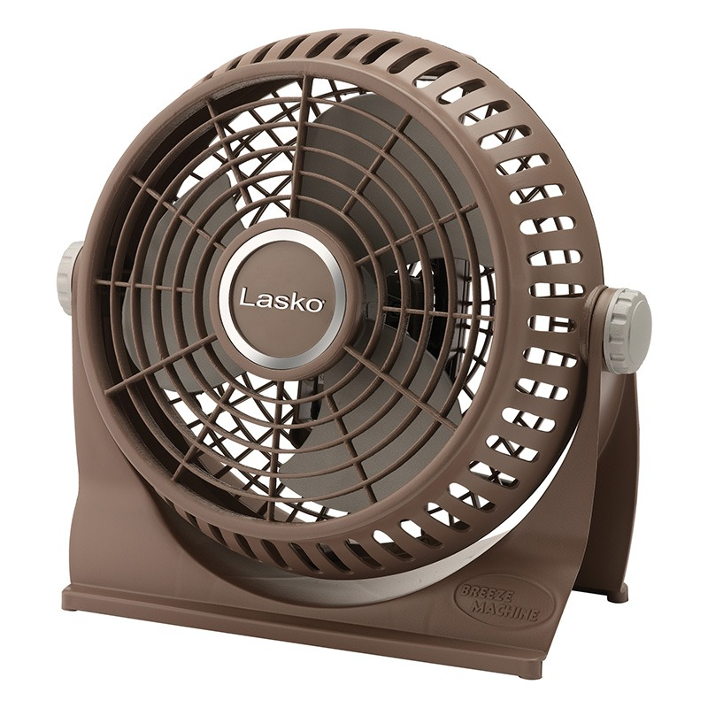 Front View of Lasko Breeze Machine® Fan model 505