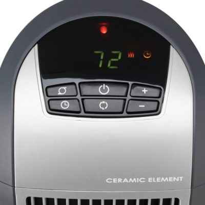 Controls for Lasko Digital Ceramic Tower Heater with Remote Control Model 5160