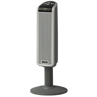 Lasko 30″ Digital Space-Saving Ceramic Pedestal Heater with Digital Remote Model 5397