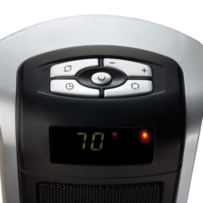 Controls for Lasko Remote Control Ceramic Tower Heater with Digital Display Model 5521