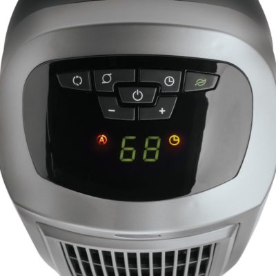 Oscillating Ceramic Heater with Digital Display