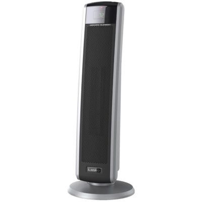 Lasko Digital Ceramic Tower Heater with Electronic Remote Control Model 5586