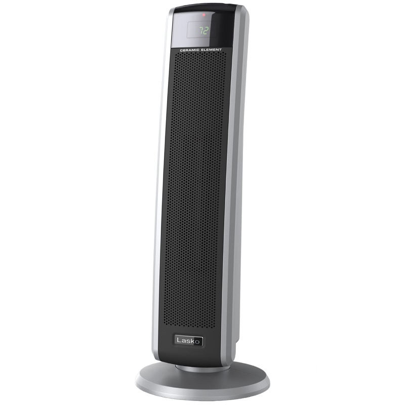 Ceramic Tower Heater W Remote Control Lasko Products