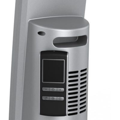 Remote Storage of Lasko Digital Ceramic Tower Heater with Electronic Remote Control Model 5586