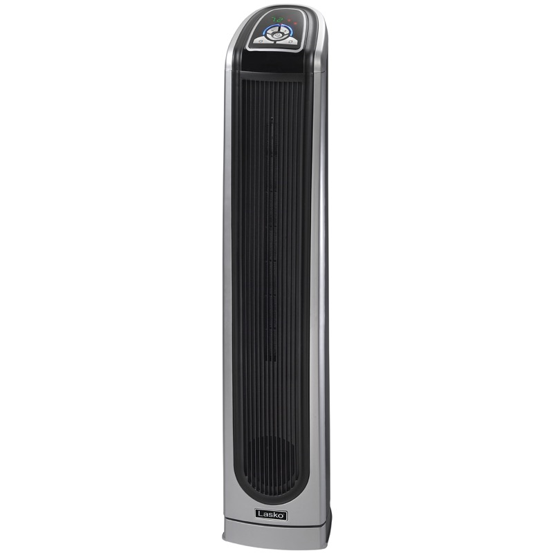 Lasko, Electronic 34″ Ceramic Tower Heater with Remote Control, Model 5590, main