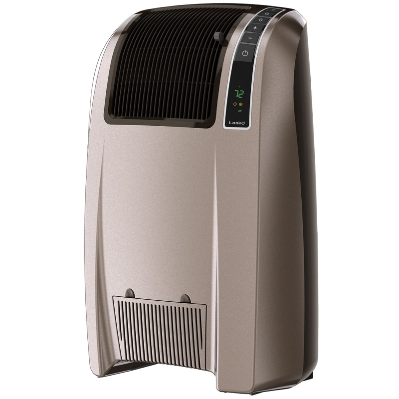 Lasko, Digital Cyclonic Ceramic Heater with Remote Control, Model 5842, Main