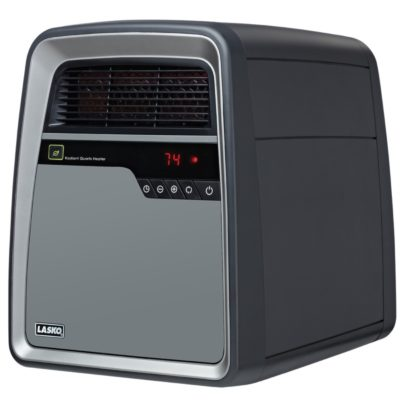 Lasko Cool-Touch Infrared Quartz Heater Model 6101
