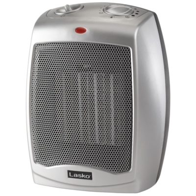 Ceramic Heater With Adjustable Thermostat Lasko Products
