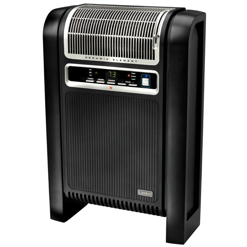 Cyclonic Ceramic Heater With Remote Control Lasko Products