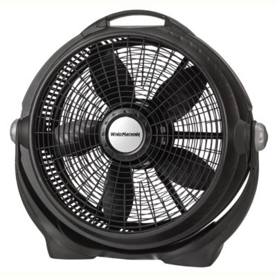 Lasko, 20″ Wind Machine® Air Circulator Fan, Model A20302, main