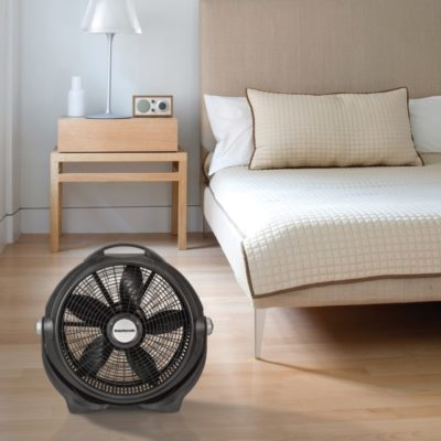Lasko, 20″ Wind Machine® Air Circulator Fan, Model A20302, bedroom