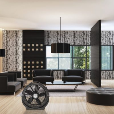 Lasko, 20″ Wind Machine® Air Circulator Fan, Model A20302, modern living room