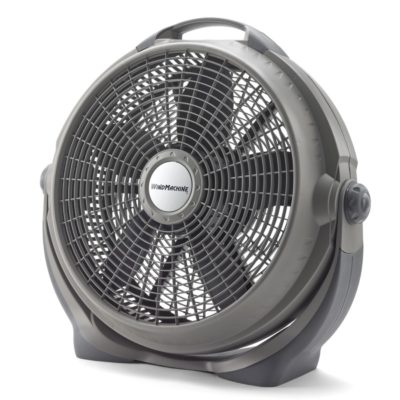 Lasko, 20″ Wind Machine® Gray Air Circulator Fan, Model A20303, main