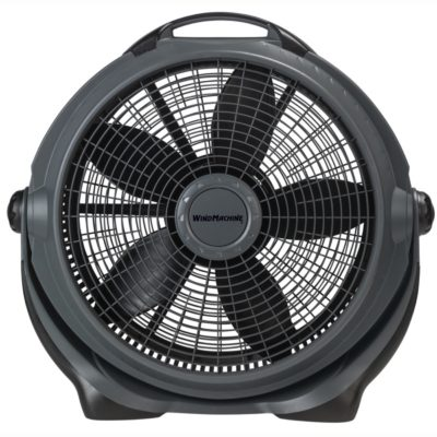 Lasko 20″ Wind Machine® Air Circulator Fan, Model A20335, straight