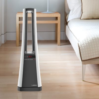 Bladeless Ceramic Heater With Remote Lasko Products