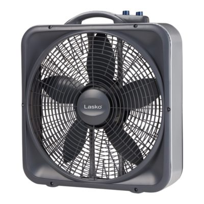 Lasko Weather-Shield® Box Fan Model B20573