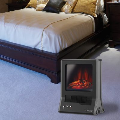 Ultra Ceramic Fireplace Heater Lasko Products