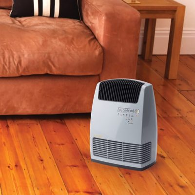 Lasko Electronic Ceramic Heater with Warm Air Motion Technology Model CC13251 in living room