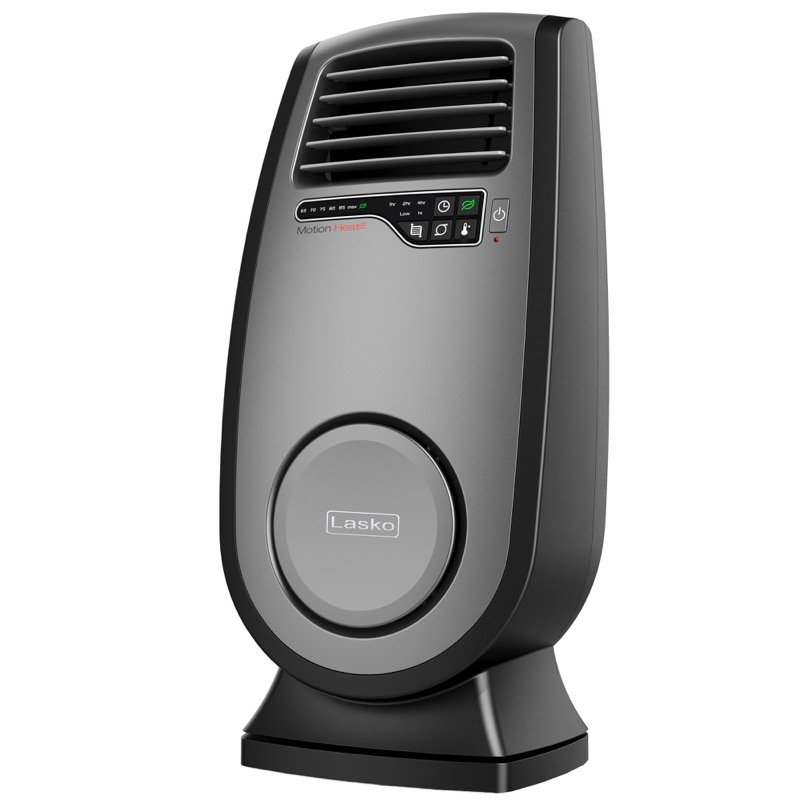 Lasko, Ultra Ceramic Heater with 3D Motion Heat and Remote Control, Model CC23152, main