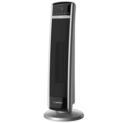 Lasko Digital Ceramic Tower Heater with Remote Control Model CT30753