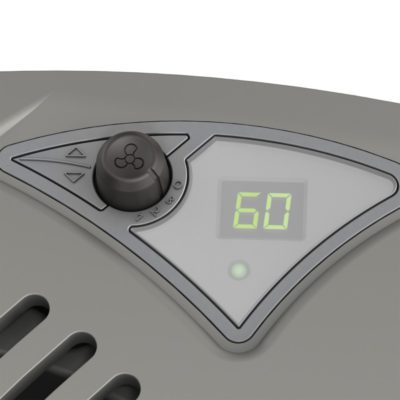 lasko 9.0-Gallon Humidifier model EC09150 controls